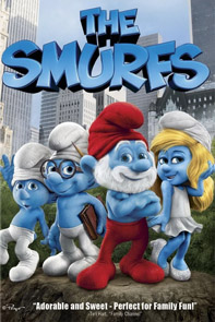 thesmurfs smaller